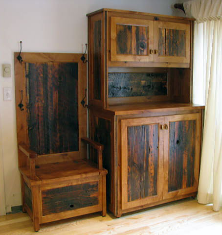 Horn Mountain Living - Ghost Wood Hutch